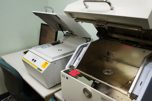エックス線分析機