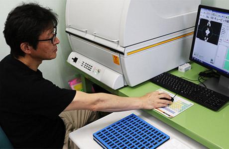 製品X線検査